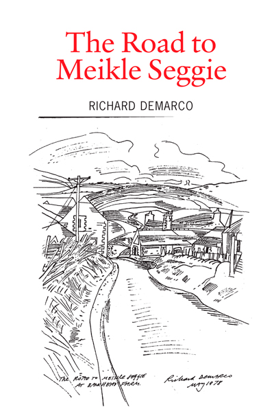 The Road To Meikle Seggie cover