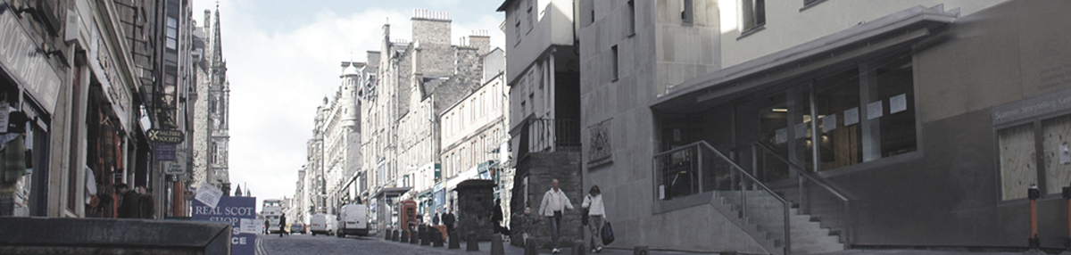 The Scottish Storytelling Forum - Edinburgh